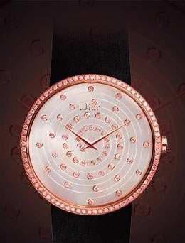 Dior Watch迪奥手表完全奢华主义