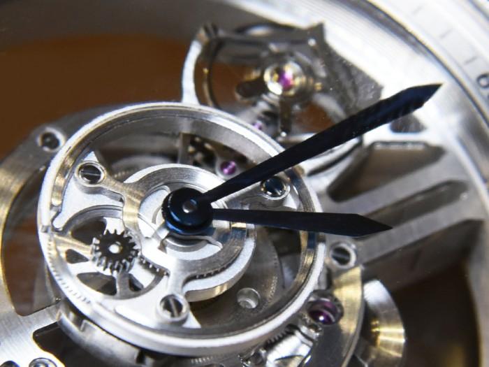 卡地亚天体运转式陀飞轮腕表