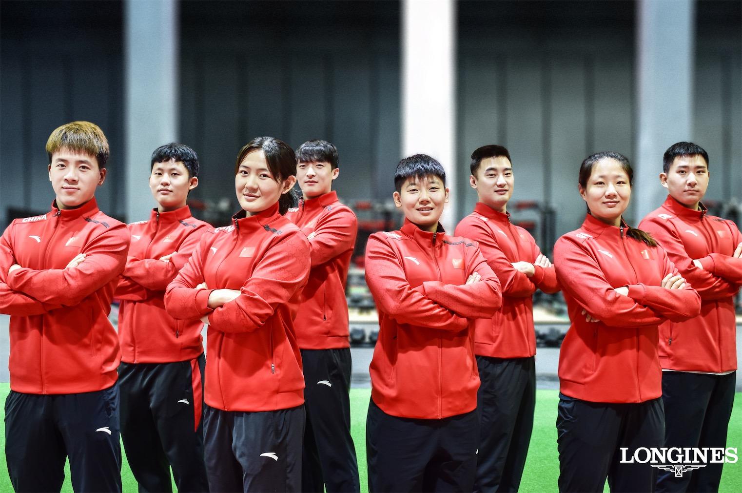 浪琴手表成为中国高山滑雪国家队官方合作伙伴
