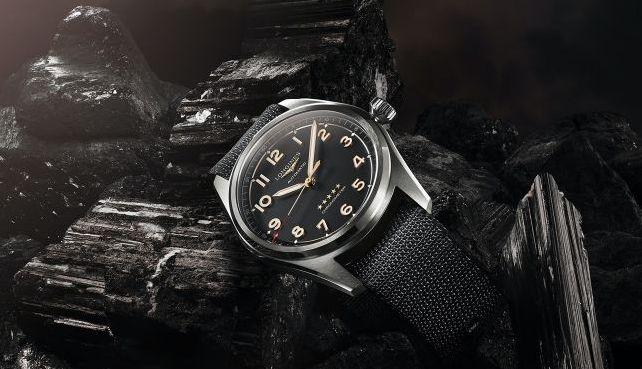 浪琴手表推出先行者系列钛金属腕表