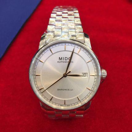 美度手表如何保养机芯?